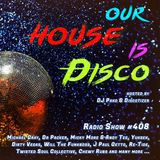 Our House is Disco #408 from 2019-10-18
