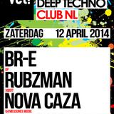 Live recording @VET! 12 april 2014 Club NL Amsterdam