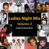 Ladies Night Vinyl Mix. Volume 2