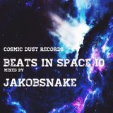 Beats In Space 10 mixed by JakobSnake