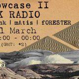 Generators | MK Radio Showcase ll 21 March@ fORESTER