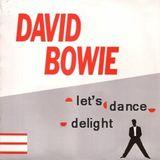 """David Bowie - Let's Dance (Michel Mentis """"Let's Dance Delight"""" edit)"""