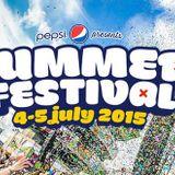 Jay Hardway live @ SummerFestival 2015 (Belgium) – 05.07.2015