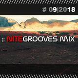 :: nitegrooves mix | Deep House, Deep Tech House, Melodic Techno & Progressive House | 09/2018