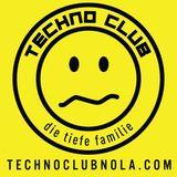 Sunday Sessions Techno Club Nola 2/29/2016