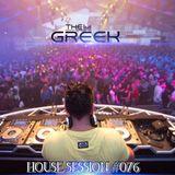 DJ-THE GREEK @ HOUSE SESSION #076