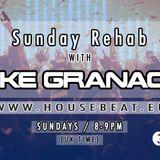 Sunday Rehab 47 - Mike Granacki - HouseBeat Radio - 06032016