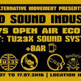 Acid Spiral 23 - Hard Sound Industry - With special guest - TU23X SOUND SYSTEM [CZ] Promo MIx