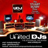 UNITED DJS - THE STUART BUSBY SHOW - SHOW 6 - 10-5-2018
