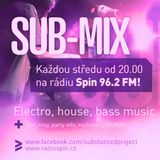 SUB-MIX vol.2 on Radio Spin 96.2FM (podcast - 20.03.2013) breaks edition