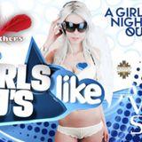 Brastex - Promomix Versuz: Girls Like Dj's