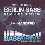 Berlin Bass 074 - Guest Mix by JIMI HANDTRIX
