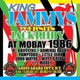 King Jammys Versus Jack Ruby-Mobay 1986