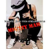 Mighty Mah - Kwaito Jive Mix - Mzukwana