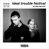 Boy Harsher - Live Ideal Trouble