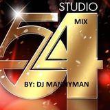 Studio 54 Classic Disco Music Mix Vol. 61