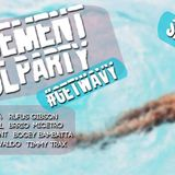Rufus Gibson Live @ The Basement Pool Party