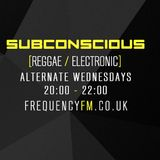 Subconscious Radio - Reggae & Dub Special - 16th March 2016 on frequencyfm.co.uk