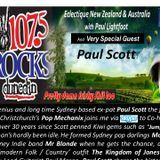 Eclectique NZ & Australia - Replay of 20 February broadcast featuring Paul Scott