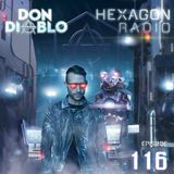 Don Diablo - Hexagon Radio Episode 116