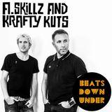 A Skillz & Krafty Kuts - Beats Down Under Mix