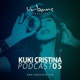 Kuki Cristina Podcast 05 - Urbans Magazine