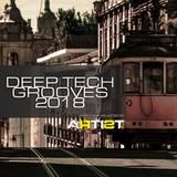 ArtistDj Presents DEEP TECH grooves 2018 VOL.1 Mixed and Selected by ArtistDj