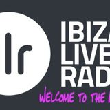 The warehouse show #1 on Ibiza Live Radio
