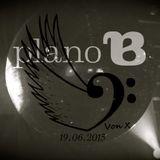 Von X @ DJ SET at Plano B