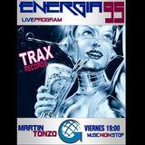Energia 95 Session XV - Viernes 17 de Junio - Trax Records