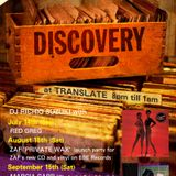DISCOVERY-MIXED AND SELECTED BY RICHIO SUZUKI -ENGINEERED & PRODUCED BY GAVIN KENDRICK