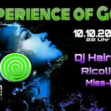* Experience of Goa * livecut Dj HairCutter