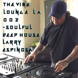 The Vibe Lounge LA Podcast 002 - Deep Soulful House - Larry Espinosa