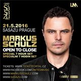 Markus Schulz - Live @ Watch the World Release Party, SaSaZu (Prague) - 21.05.2016