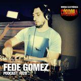 Fede Gomez @ Set Exclusivo Movida Electrónica Córdoba (Podcast 020) 02.09.15