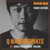 Q Narongwate Live at OSKAR 08-09-2016