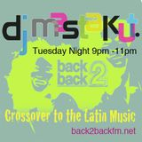 Crossover to the Latin Music /B2B DJ Mastakut 2018.02.06