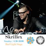 Skrillex - Live @ Lollapalooza Chicago 8.3.2014