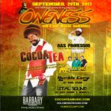 Ital Sound @ ONENESS (9-29 - Barbary, Philly)