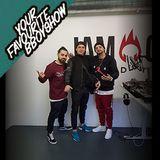 Your favourite Bboyshow | 28.03.18 | Studiogast: Oliver Malicdem | #favouritemix by DJ Leg1oner
