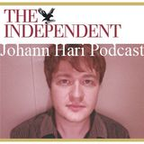 The Johann Hari podcast: Episode 1 - Adventures in stand-up