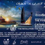 Nicole Moudaber - Live @ Cirque De La Nuit Space Ibiza (Spain) 2013.08.13.
