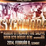 NOMAN - Live @ SYCAMORE THE TECHNO SYMPHONY 2014