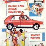 80s DISCO HI-NRG EUROBEAT DANCE PWL POP PARTY MIX