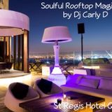 Dj Carly D - Rooftop Soulful Mix