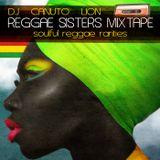 Dj Canuto Lion - MIXTAPE Vol.3 - Reggae Sisters