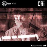 IX Podcast 10: CRi