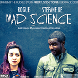 Mad Science #1502: special guest DJ Loup Rouge