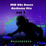 Mid 80s Disco Dance Anthems Mix v2