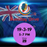 Tuesday Drive | 19-3-19